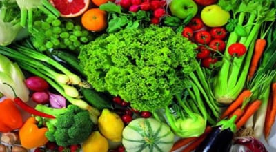 Chọn mau rau củ quả sạch